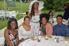 Chairlady Garden Party 2018